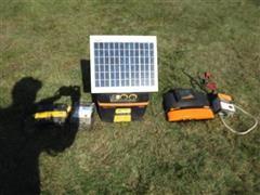 Solar, Electric, & 12 Volt Fencers
