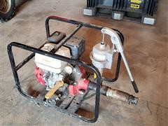 Honda GX 390 Portable Water Pump
