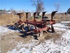 International 155 On-Land Plow