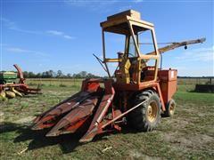 1980 Fox Super-E Self Propelled Forage Harvester