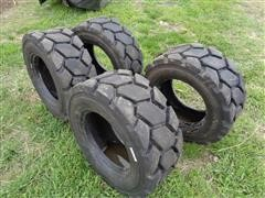 Samson Heavy Duty 12-16.5 Tubeless 12 Ply Skid Steer Tires