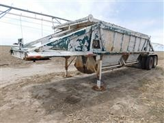 1976 Timpte-Beall Inc 301 Belly Dump Trailer