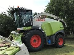 2013 Claas Jaguar 970 Forage Harvester