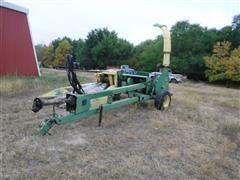 1982 John Deere 3960 Pull Type Forage Harvester