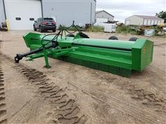 John Deere 27 14' Wide Flail Shredder