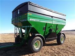 2012 Brent 644 Gravity Wagon