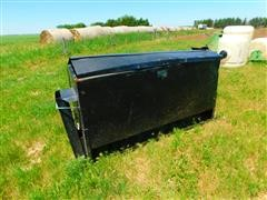 Platte Valley Ag Products Flatbed Cake Feeder