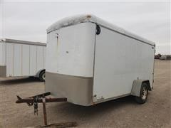 2003 H&H Enclosed Trailer