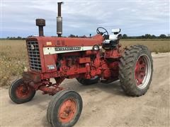 1968 International 756 Farmall 2WD Tractor