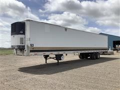 1996 Utility 53' T/A Reefer Trailer