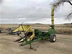 John Deere 38 Pull-Type Forage Harvester