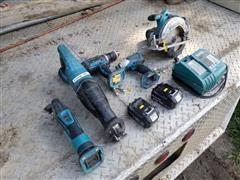 Makita 18V Power Tools