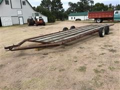 Donahue W 28' T/A Flatbed Trailer