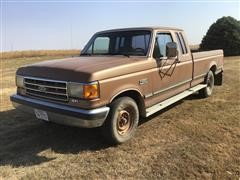 1989 Ford F250 2WD Extended Cab Pickup