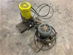 Agri-Inject Fertilizer/Chemigation Pump
