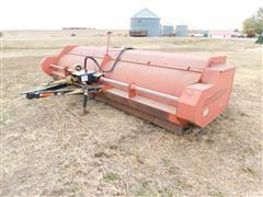 Hiniker 5600 Flail Shredder/Windrower