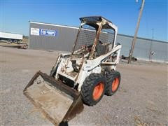 Bobcat M610 Skid Steer