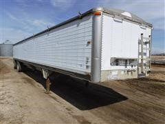 2005 Wilson DWH-500 PaceSetter 50' T/A Grain Trailer