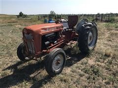 1960 Ford 601 Workmaster 2WD Tractor