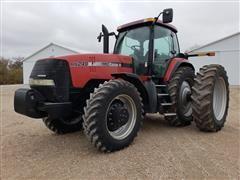 2002 Case IH MX240 Magnum MFWD Tractor