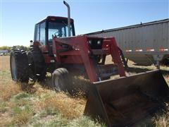 1983 International 5488 Loader Tractor