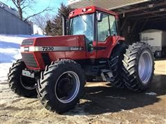 1995 Case IH 7230 MFWD Tractor