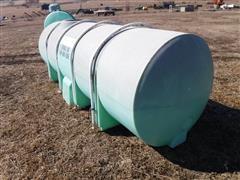 1000 Gallon Poly Nurse Tank