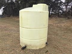 Snyder 1000-Gal Poly Tank