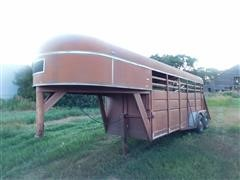 TravAlong T/A Livestock Trailer