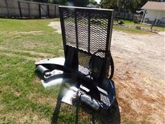 M & M Engineered Products Hydra Clip Skid Steer Tree Cutter