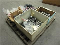 Trailer Parts Including Axles, Electrical, Hitch Balls, Hubs