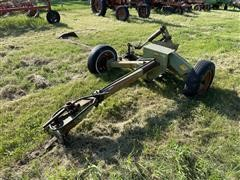 Kosch Single 9' Bar Mower