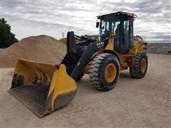 2013 John Deere 544K High Lift Wheel Loader