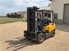 2008 TCM Pro-G 25 FG25T3L Forklift