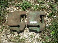 John Deere R66949 Tractor Weights