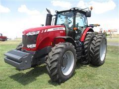 2013 Massey Ferguson 8650 Dyna-VT MFWD Tractor