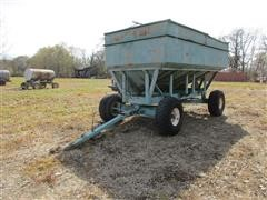 M&W Grain Cart