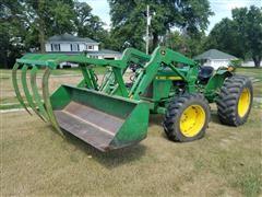 1988 John Deere 1450 MFWD Tractor
