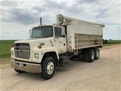1991 Ford L8000 T/A Feed Truck