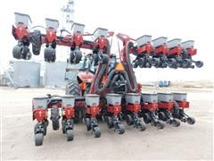 2008 Case IH 1200 Early Riser 3 Point Stack Fold Planter
