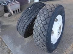 """Goodyear /Continental 19.5"""" Tires"""