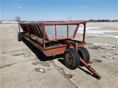 Meyer Feed Wagon