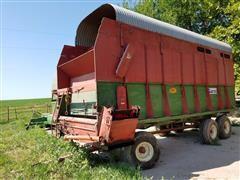 Balzer 6520 Front Unload