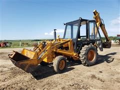 Case 580 2WD Loader Backhoe W/Extendahoe