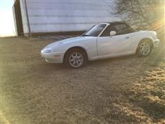 1995 Mazda MX5 Miata Convertible Car