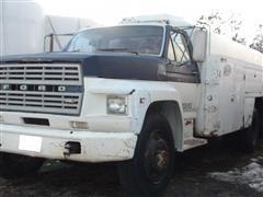 1984 Ford F-700 Fuel Truck
