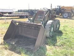 1972 International Wheel Loader (INOPERABLE)