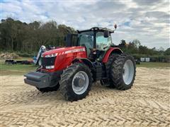 2015 Massey Ferguson 8732 MFWD Tractor