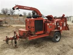 2014 Morbark Beever M15R Pull-Behind Wood Chipper