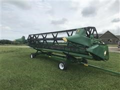 1997 John Deere 925 Flex Head